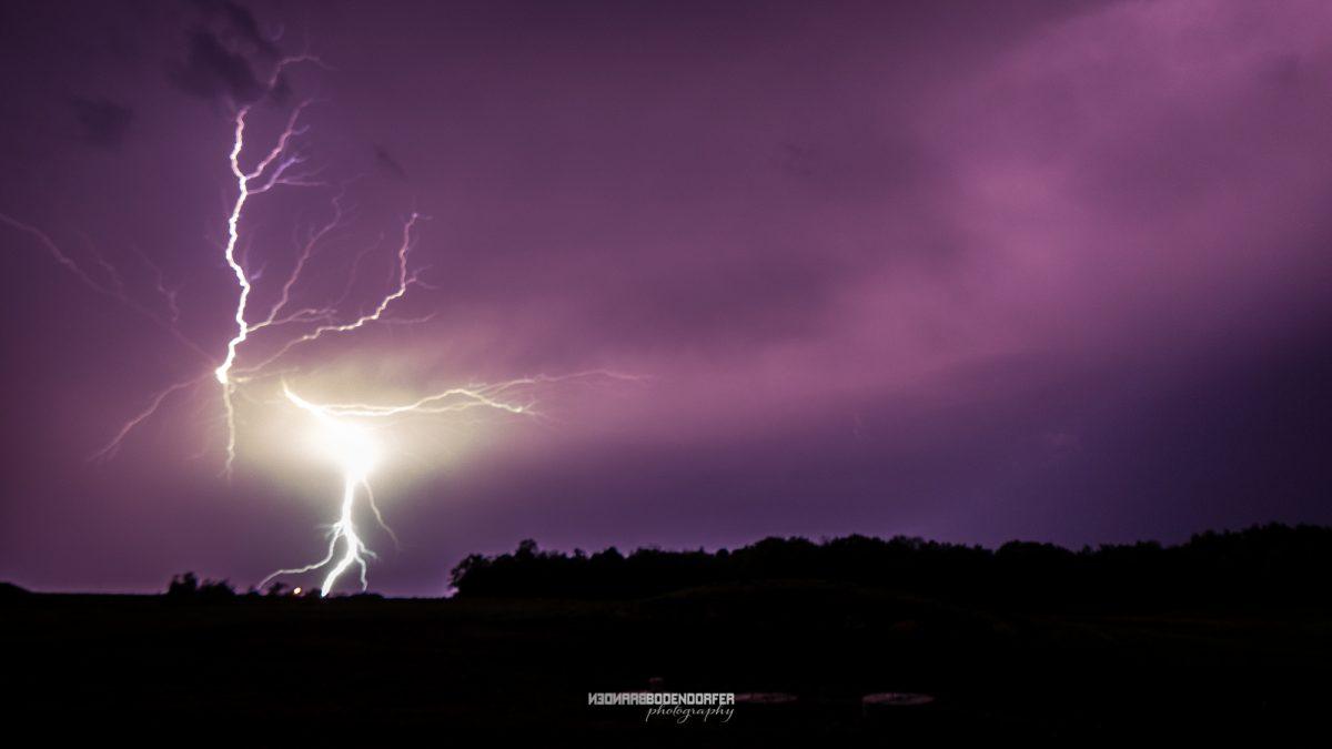First Lightning Strike Edit