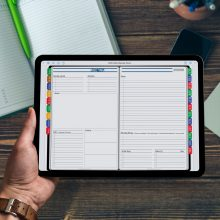 2021 Digital Meeting Planner