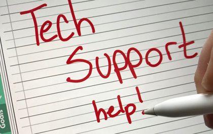 tech support digital planner