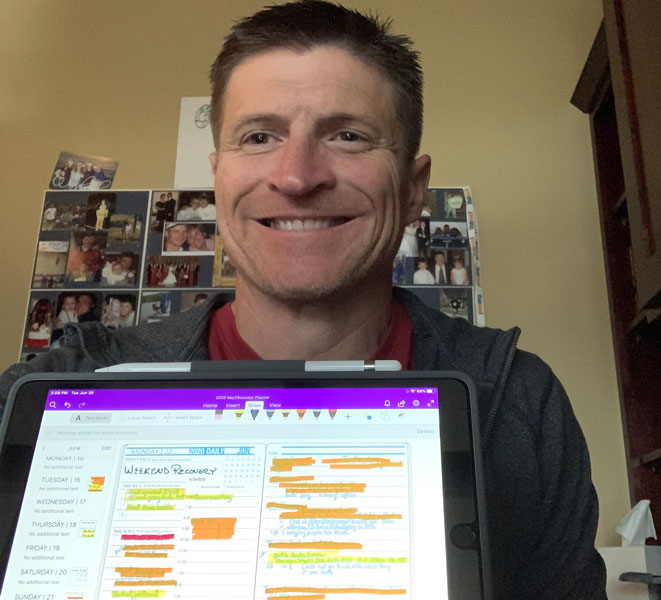 Key2Success Digital Planner Spotlight: Mike Lucas