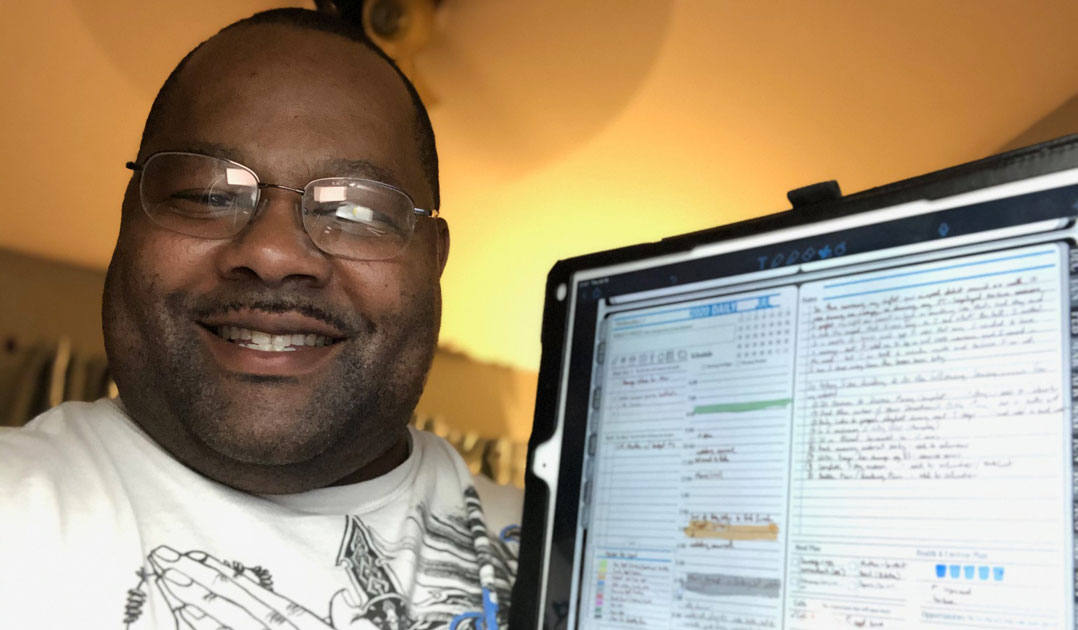Shawn Watterson: How Digital Planning Helped an Army Veteran