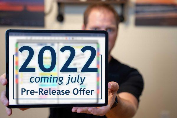 2022 Key2Success Digital Planner