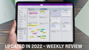 2022-ipad-onenote-Digital-Weekly-Review