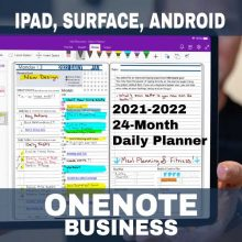 Product-2021-2022-OneNote-Business-Digital-Planner